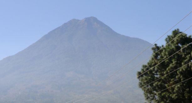 Volcán de Agua, Antigua Guatemala