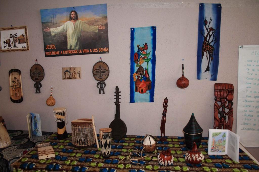 Exposicion Artesania 2012
