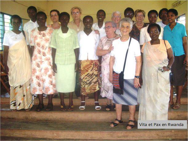 Vita et Pax en Rwanda