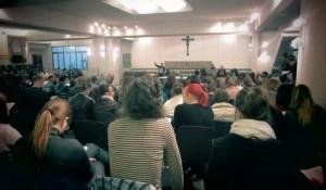 Encuentro jóvenes de Taizé en Roma