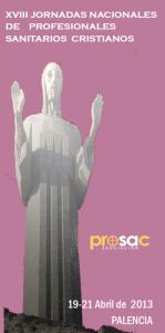 XVIII Jornadas de PROSAC