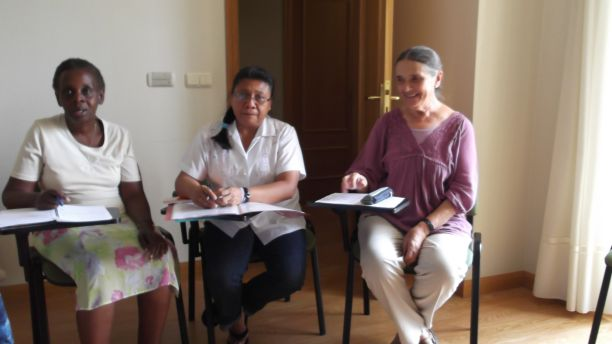 Spe, Celsa y Cristina