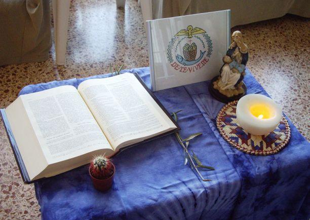 Espacio de oración