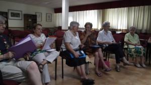 Reunión de Directoras