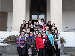Encuentro miembros Institutos Seculares 2011