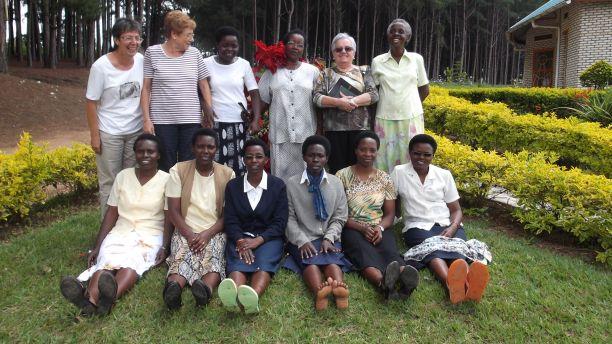 Las participantes